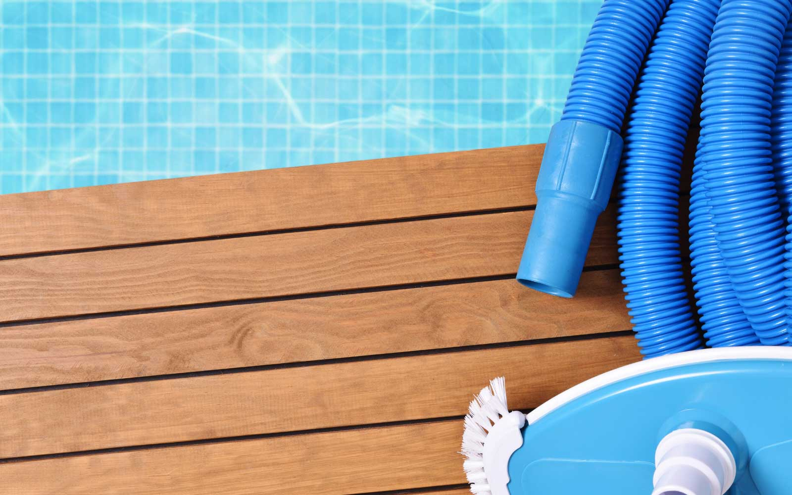 Tools for cleaning pools